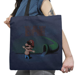 Pipe Redemption - Gamer Paradise - Tote Bag - Tote Bag - RIPT Apparel