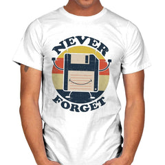 Never Forget Me - Mens - T-Shirts - RIPT Apparel