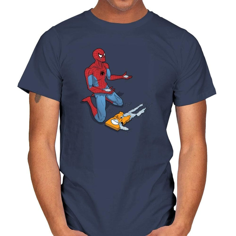 The Uncle Ben Tragedy Exclusive - Mens - T-Shirts - RIPT Apparel