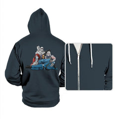 THE SATURDAY BREAKFAST CLUB - Hoodies - Hoodies - RIPT Apparel