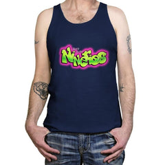Born In The Nineties - Tanktop - Tanktop - RIPT Apparel