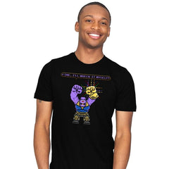 Snap-It Titan - Mens - T-Shirts - RIPT Apparel