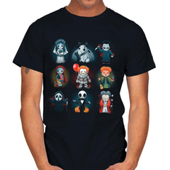 Nerdy Halloween - Mens - T-Shirts - RIPT Apparel