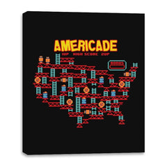 Americade - Canvas Wraps - Canvas Wraps - RIPT Apparel