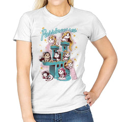 Purrrincess - Womens - T-Shirts - RIPT Apparel