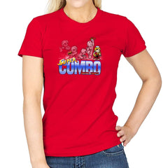 Super Combo With Fries Exclusive - Womens - T-Shirts - RIPT Apparel