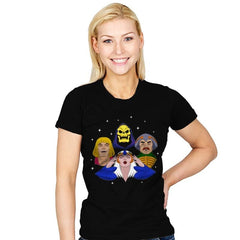 Eternia Rhapsody - Womens - T-Shirts - RIPT Apparel
