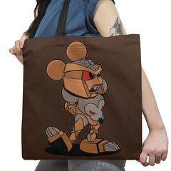 Steambot Ratty Exclusive - Shirtformers - Tote Bag - Tote Bag - RIPT Apparel