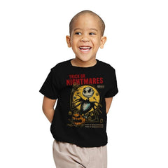 Trick or Nightmares - Youth - T-Shirts - RIPT Apparel