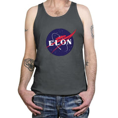 Roadsters in Space! - Tanktop - Tanktop - RIPT Apparel