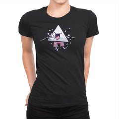 Bermuda Triangle - Womens Premium - T-Shirts - RIPT Apparel