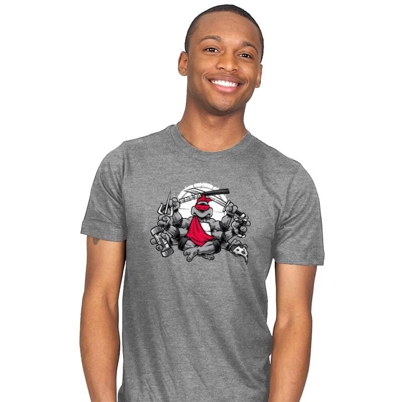 Turtles All The Way Down Exclusive - Mens - T-Shirts - RIPT Apparel