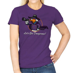 Vault Duck - Womens - T-Shirts - RIPT Apparel