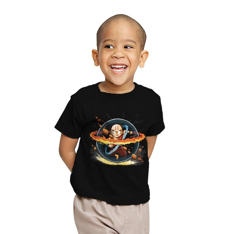 Dragon Bender - Youth - T-Shirts - RIPT Apparel