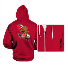 Air Mario  - Hoodies - Hoodies - RIPT Apparel