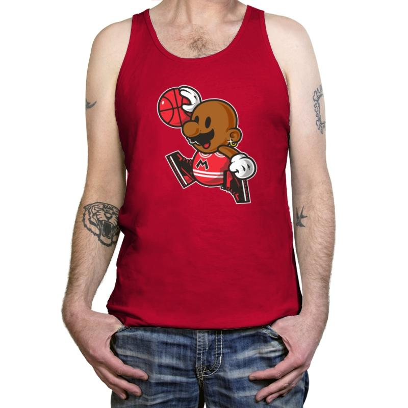 Air Mario  - Tanktop - Tanktop - RIPT Apparel