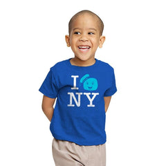 I Gozer New York Reprint - Youth - T-Shirts - RIPT Apparel