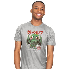 The Great Old Kawaii - Mens - T-Shirts - RIPT Apparel