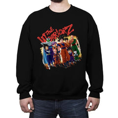 The WarriorZ - Anytime - Crew Neck Sweatshirt - Crew Neck Sweatshirt - RIPT Apparel