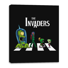 The Invaders - Canvas Wraps - Canvas Wraps - RIPT Apparel