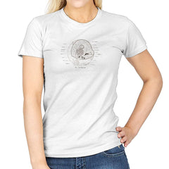 The Perfect Cell - Kamehameha Tees - Womens - T-Shirts - RIPT Apparel