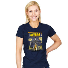 THE SHAPELESS MYERS - Womens - T-Shirts - RIPT Apparel