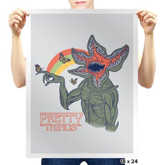 Pretty Things - Prints - Posters - RIPT Apparel