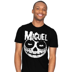 Crimson Miguel - Mens - T-Shirts - RIPT Apparel