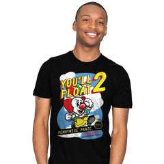 Pennywise Panic 1990 - Best Seller - Mens - T-Shirts - RIPT Apparel