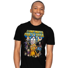 The Infinity Multiverse - Mens - T-Shirts - RIPT Apparel