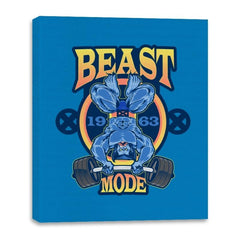 Beast Mode - Canvas Wraps - Canvas Wraps - RIPT Apparel