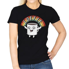As long as we have coffee - Womens - T-Shirts - RIPT Apparel