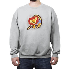 Thunder King Reprint - Crew Neck Sweatshirt - Crew Neck Sweatshirt - RIPT Apparel