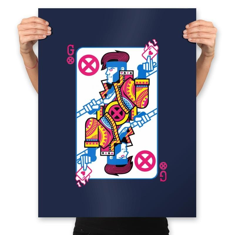 Kinetic King - Best Seller - Prints - Posters - RIPT Apparel