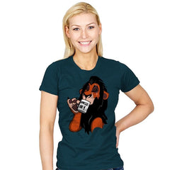 Uncle Number 1 - Raffitees - Womens - T-Shirts - RIPT Apparel