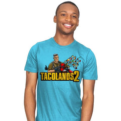 Tacolands 2 - Mens - T-Shirts - RIPT Apparel