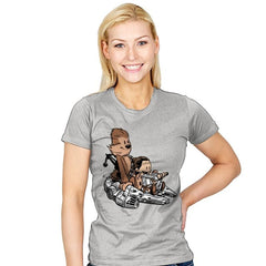 The New Pilot - Womens - T-Shirts - RIPT Apparel