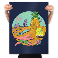 Nautical Nonsense - Prints - Posters - RIPT Apparel