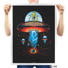 More Than A Feeling - Prints - Posters - RIPT Apparel