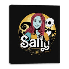 Sally - Anytime - Canvas Wraps - Canvas Wraps - RIPT Apparel