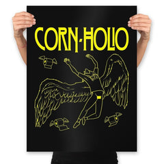 Corn Holio - Prints - Posters - RIPT Apparel