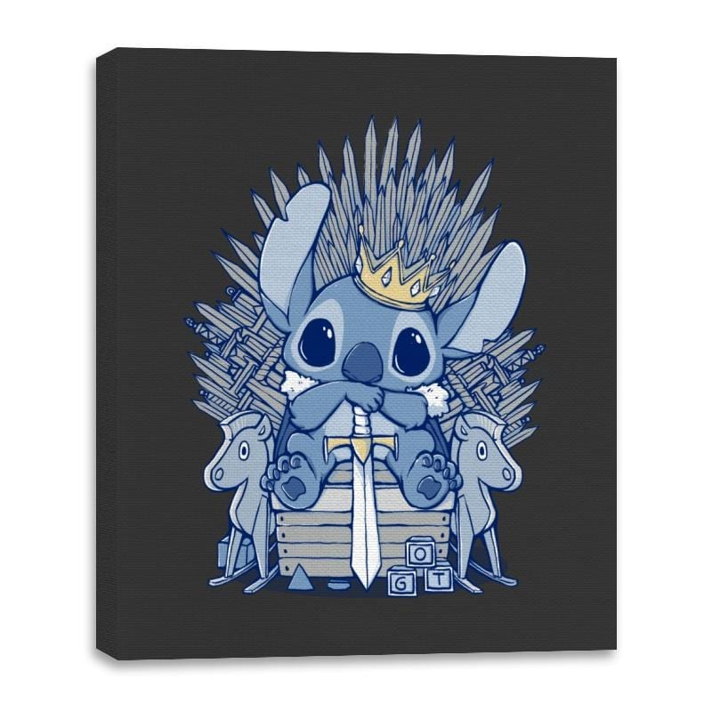 The 626 Throne - Anytime - Canvas Wraps - Canvas Wraps - RIPT Apparel