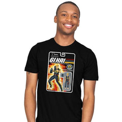 G.I. Kai - Mens - T-Shirts - RIPT Apparel
