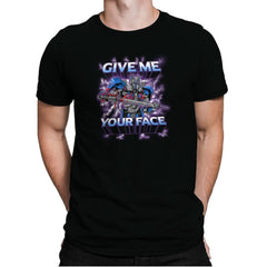 Give Me Your Face Exclusive - Mens Premium - T-Shirts - RIPT Apparel