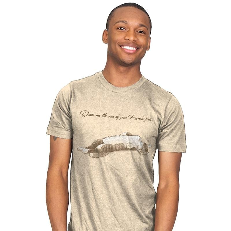 Like One of Your French Girls Exclusive - Mens - T-Shirts - RIPT Apparel
