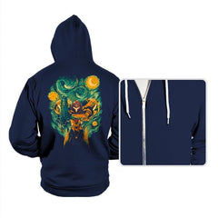 Starry Hunter - Hoodies - Hoodies - RIPT Apparel