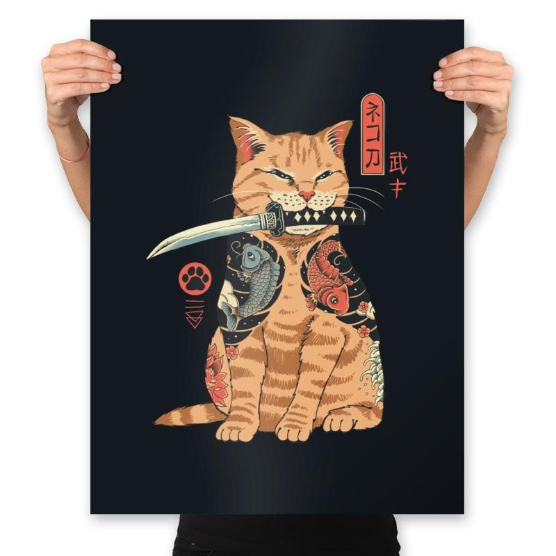 Catana - Prints - Posters - RIPT Apparel