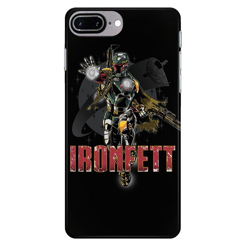 Iron Fett Exclusive - iPhone Case - Phone Cases - RIPT Apparel