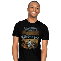 Attack on Tatooine Exclusive - Mens - T-Shirts - RIPT Apparel