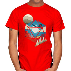 D20 World - Mens - T-Shirts - RIPT Apparel